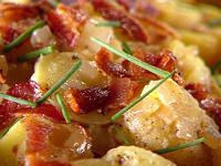 Гарніри з картоплі