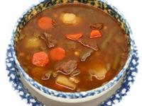 М'ясні супи