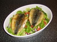 Рибні салати