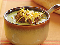 Сирні супи