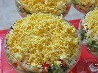 Яєчні салати