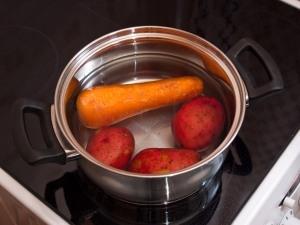 Варимо овочі
