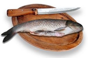 Очистимо рибу