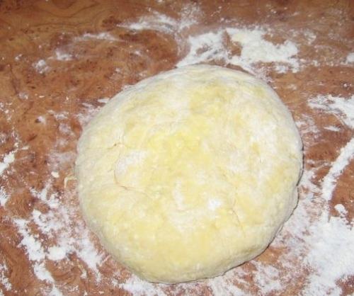 м'яке сирне тісто