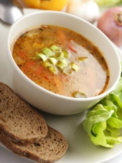 готовий суп селянський