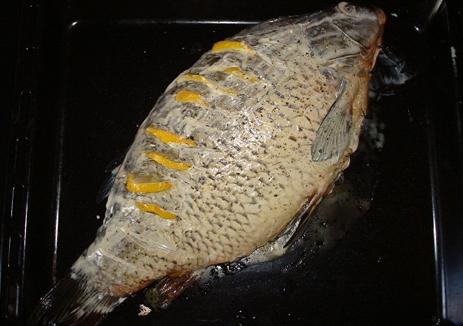 Запікаємо рибу