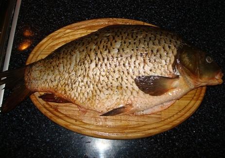 рибу Очищаємо