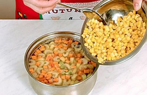 готуємо суп