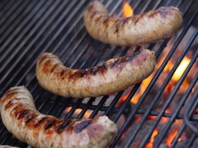 Домашня свиняча ковбаса